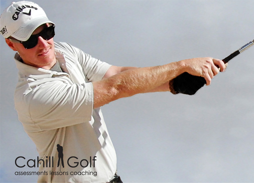 PGA Professional Mike Cahill