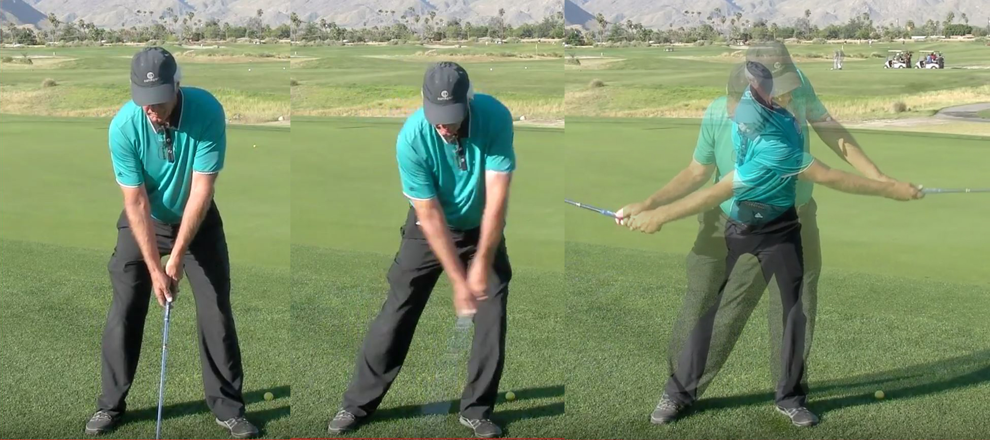1-2-3    1-Neutral Position 2-Over  3-Swing     Works like a charm.